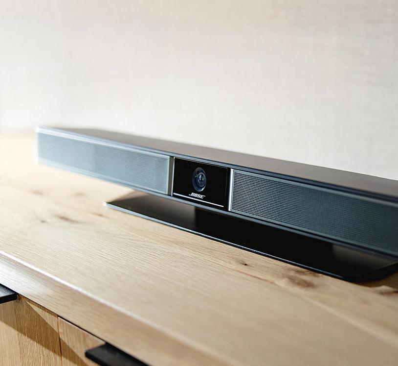 Bose eleva el nivel de audio y video para las videoconferencias en entornos laborales