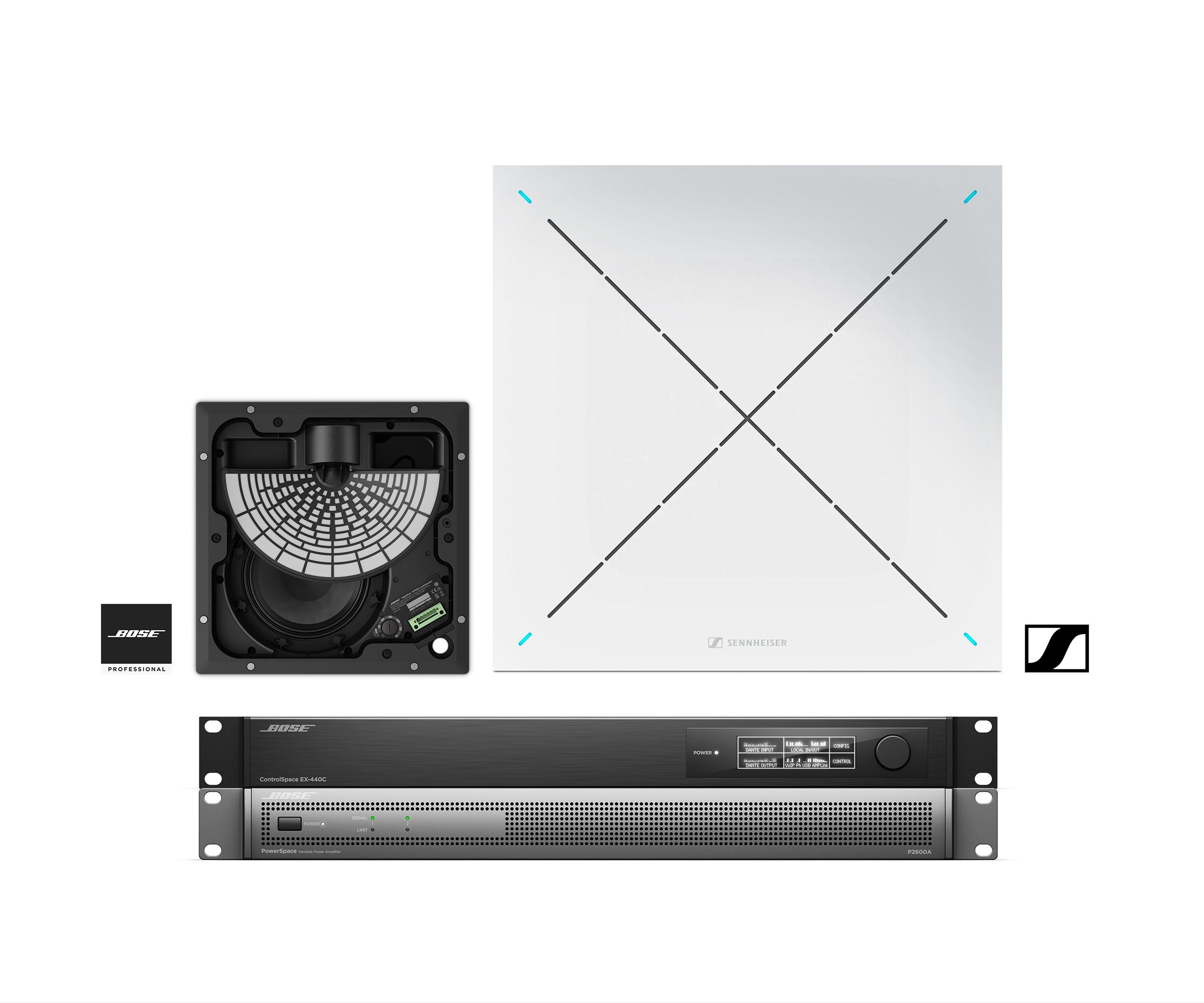 La solución de audio Bose Professional ES1 obtiene la certificación de Microsoft Teams