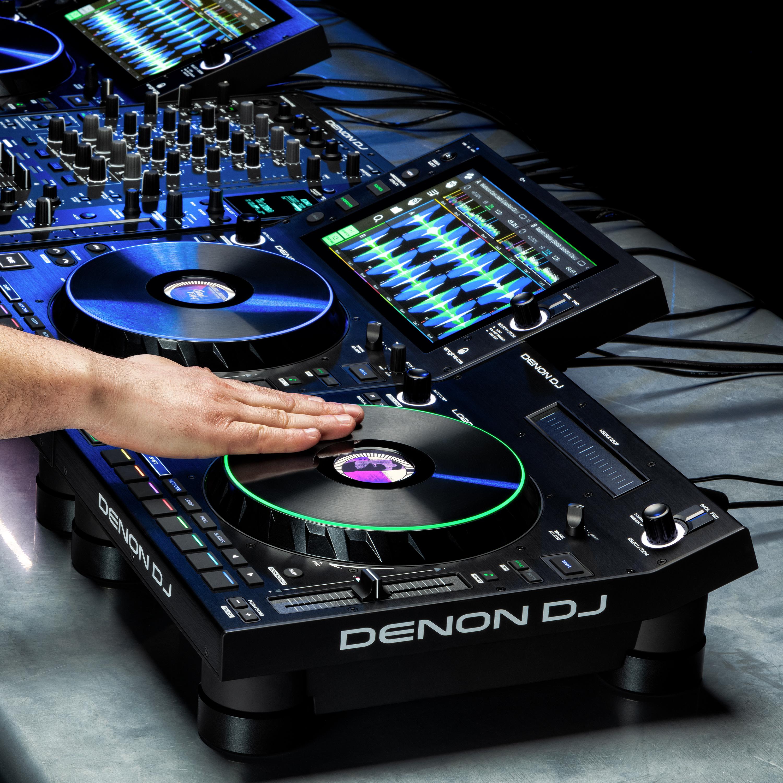 Denon DJ® presenta el controlador de DJ más versátil, el LC6000 Prime